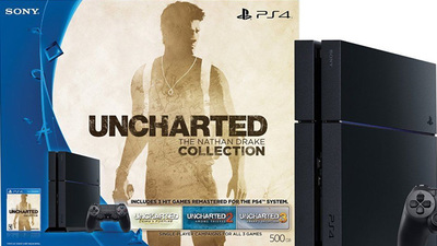 Black Friday comes early for the PS4 Uncharted: The Nathan Drake Collection Bundle
