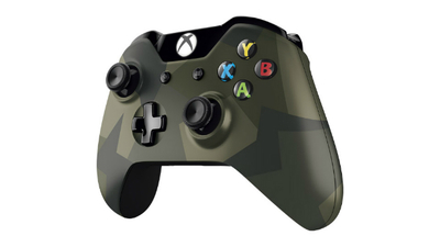 Microsoft's Xbox One Armed Forces Controller is back / Microsoft