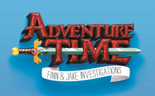 Adventure Time Finn & Jake Investigations 3DS screen 3