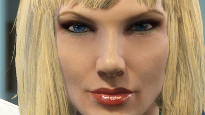 Taylor Swift leaves the music industry, becomes scavenger in the wasteland