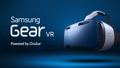 Samsung's Gear VR headset is officially on the market