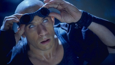 There's another Riddick movie in the works, plus a TV show