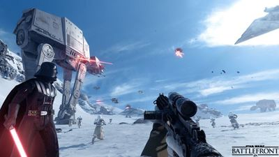Star Wars Battlefront more popular on PS4 than Xbox One