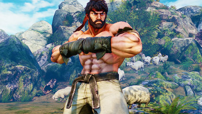 Street Fighter 5 Collector's Edition priced and detailed