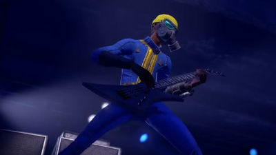 Fallout 4-themed outfit coming to Rock Band 4