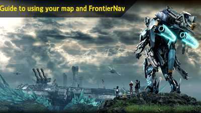 Xenoblade Chronicles X Guide: How to properly use the FrontierNav Map