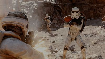 Star Wars Battlefront mod makes the game look even more like the movies