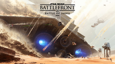 Star Wars Battlefront's Battle of Jakku introduces 'Turning Point' mode
