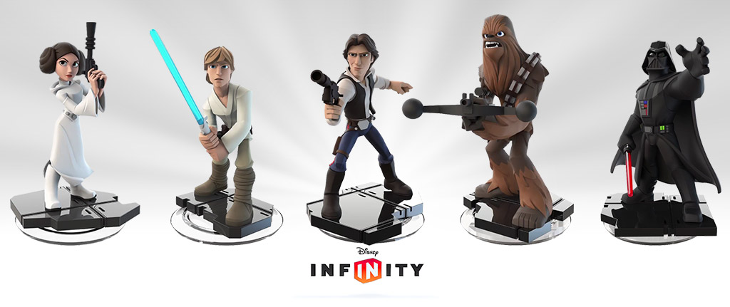 disney infinity 3.0 play sets and figures