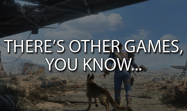 2015's Best Games Not Named Fallout 4