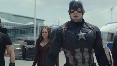 First trailer for Captain America: Civil War finally releases