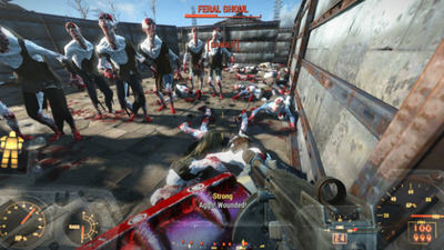 Fallout 4: Nazi Zombies take over the Wasteland / gamewatcher.com