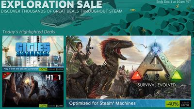 The Steam Exploration Sale has begun, here are the highlights