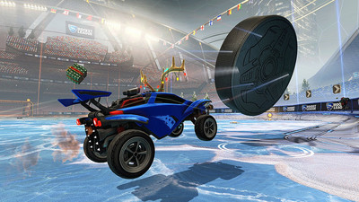 Santa's got a brand new bag of holiday items for Rocket League