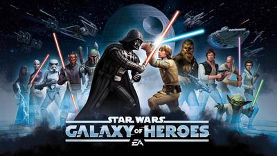 Star Wars Galaxy of Heroes channels its inner Brave Frontier