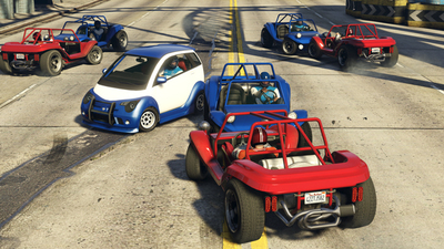 GTA 5 Online gets Double GTA$, RP Weekend, starting tomorrow