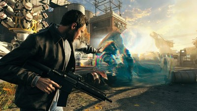 "Quantum Break looks ""Fucking Stunning"" according to developer Remedy"