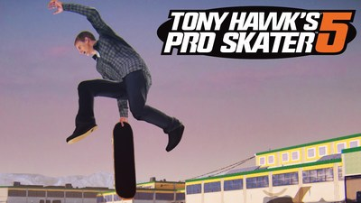 Tony Hawk Pro Skater 5 gets huge patch and new content featuring Teenage Mutant Ninja Turtles