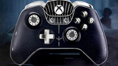 Final Fantasy XV custom Xbox One controller revealed