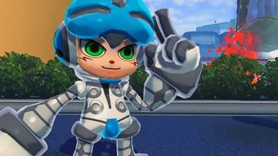 Mighty No. 9's fun, challenging, replayable modes revealed in new trailer