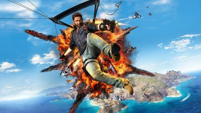 Just Cause 3 Review in Progress