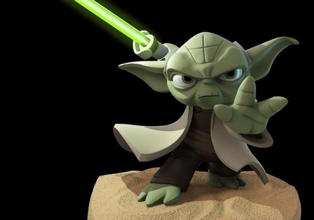 New Disney Infinity 3.0 Light FX figures will have glowing lightsabers, obviously