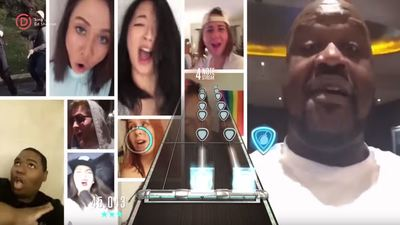 "Guitar Hero Live gets user-created playable music video to Ed Sheeran's ""Sing"""