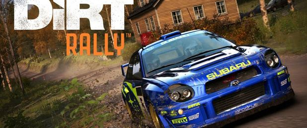 DiRT Rally - Feature