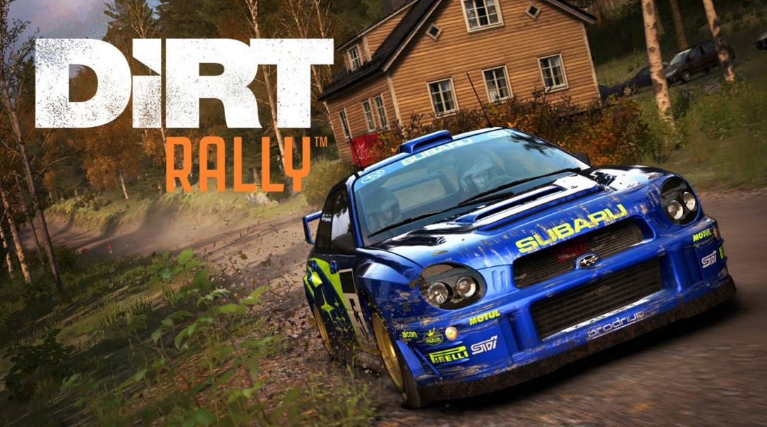 dirt rally rated for xbox one and ps4. Black Bedroom Furniture Sets. Home Design Ideas