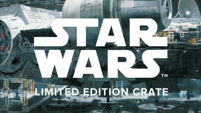 Star Wars and Call of Duty Loot Crates available now