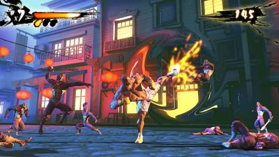 Looks like Shaq Fu: A Legend Reborn will be revealed at The Game Awards