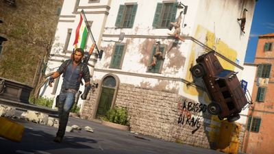 Just Cause 3 devs already working on two new games