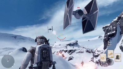 Sign up for EA Emails and get a free emote in Star Wars Battlefront