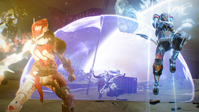 Tomorrow, we learn the fate of Titans in Destiny
