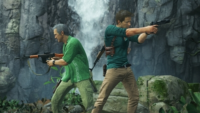 Uncharted 4 has a surprisingly super intriguing multiplayer