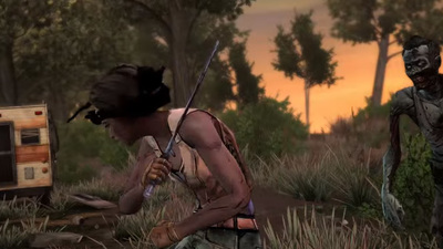 Our first look at Telltale's The Walking Dead: Michonne