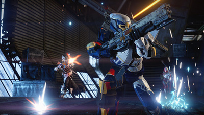 Destiny's December update on track to release next week