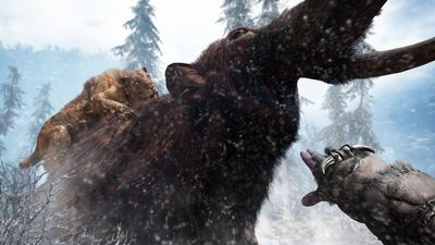 Far Cry Primal: Chatting influences, interactions and diversity