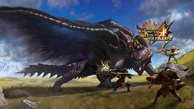 Best Games of 2015: Monster Hunter 4 Ultimate