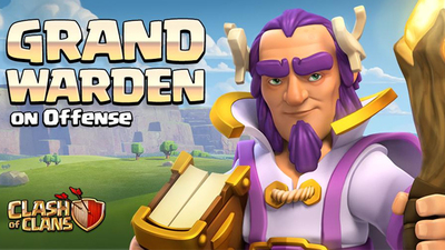 Clash of Clans sneak peek: New Hero, the Grand Warden