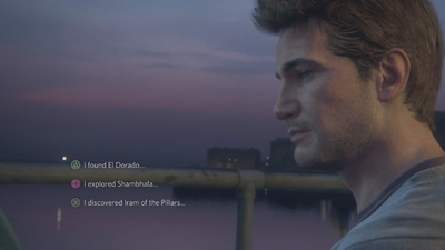 Uncharted 4 will have branching dialogue options