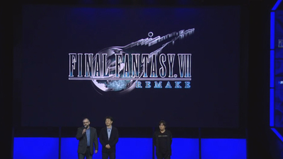 PC version of Final Fantasy VII arrives on PS4 today