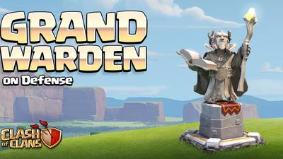 Clash of Clans Town Hall 11 Sneak Peek: Grand Warden on Defense
