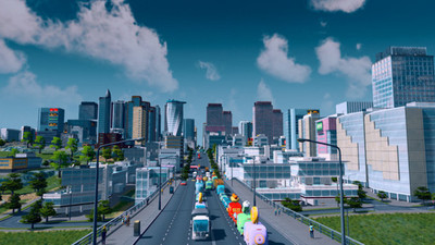 Best Games of 2015: Cities: Skylines