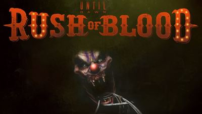 PlayStation Experience 2015: Until Dawn: Rush of Blood Hands-on impressions