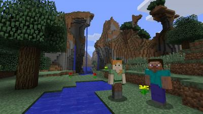 Mojang officially announces Minecraft Wii U Edition