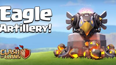 Clash of Clans Town Hall 11 update final sneak peek: Eagle Artillery