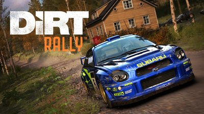 DiRT Rally out on Steam today, gets official console release date