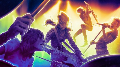 Brutal Mode on Rock Band 4 is absolutely ludicrous