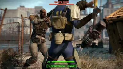 Fallout 4 first official patch on PC detailed, Xbox One and PS4 update coming
